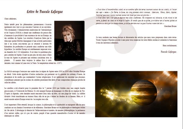 Editorial de la revue 43